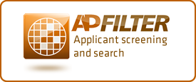 Apfilter - candidate screening